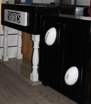 Black bar S032797E #Rosettenvillepawnshop