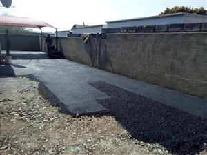 Tur Surfaces ,Drive Ways ,Paving ,Site Clearance And all Tur Sufaces .