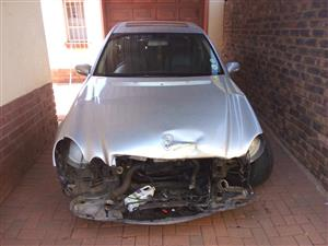 2006 Accident Damaged Cars Mercedes Benz