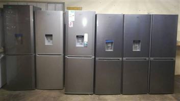 Defy water disperse fridge