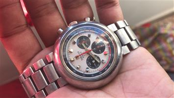 Wanted vintage chronograph watches