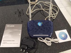 TP- Link  Modem Router for sale