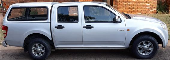 GWM Steed 5 double cab STEED 5 2.0 VGT SX P/U D/C
