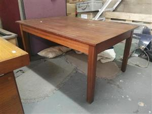 Large wooden table for sale