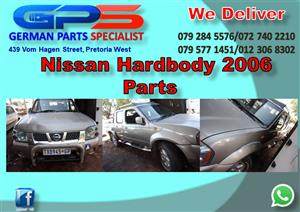 Used Nissan Hardbody 2006 Parts for Sale