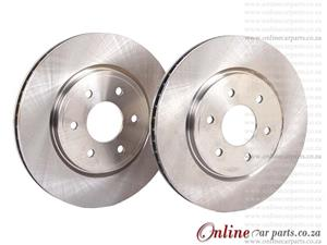 Nissan Pathfinder/Navara 2.5/4.0 V6 2005- Brake Discs