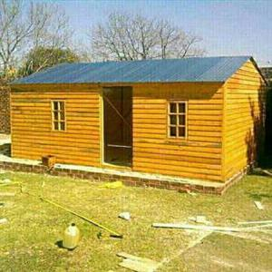 Um selling different types of Wendy's houses for more information please whatsapp me or call me at 0621097618