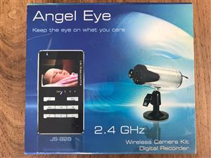 Angel Eye Wireless Camera