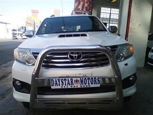 2013 Toyota Fortuner 3.0D 4D 4x4 Ltd edition