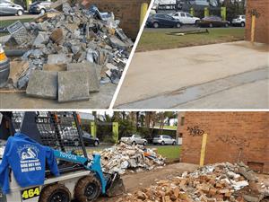 Demolition in all Johannesburg plze contact Ronie 0781356030