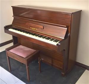 Upright Piano - John Broadwood and Sons 1955