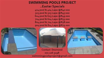 SWIMMING POOLS PROJECT