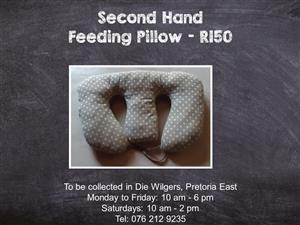 Second Hand Feeding Pillow