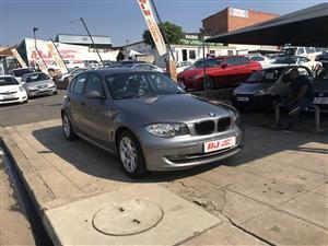 2009 BMW 1 Series 120i 5 door
