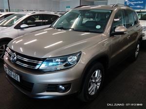 2015 VW Tiguan 1.4TSI Trend&Fun 4Motion
