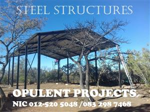 Steel Structures /BIG Summer special Valid limited time