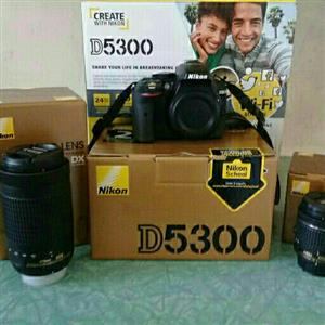 D5300 Nikon camera for sale
