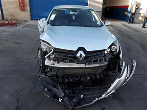 2016 Renault Megane 1.6 Dynamique Accident Damaged