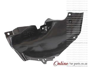 Renault Clio 5 13- Front Right Hand Side Fender Liner