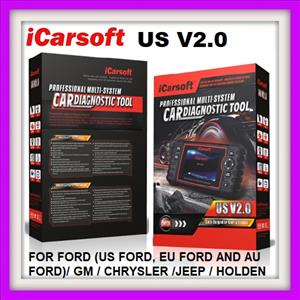 AUTO DIAGNOSTIC ICARSOFT US V2.0 FOR FORD (US FORD, EU FORD AND AU FORD)/ GM / CHRYSLER /JEEP / HOLDEN+OILRESET+EPB+BMS+DPF+SAS+ETC+OBDII