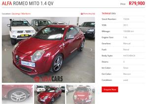 Cars Under R100 000 4SALE (CASH DEALS ONLY) THESE CARS CANNOT BE FINANCED