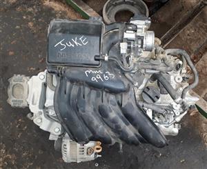 Nissan Juke 1.6 5MT - 2012 : Engine for sale