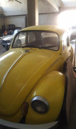 1973 VW Beetle 1.2TSI Club