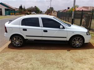 2001 Opel Astra 1.6 Sport