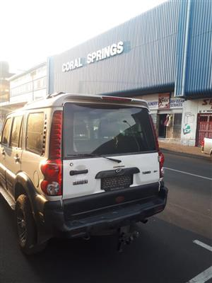 Mahindra scopio 2.5 deasel stripping for spares