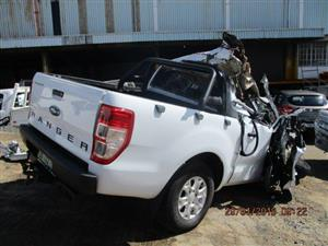 Ford Ranger 2.2 2017 Stripping For Spares