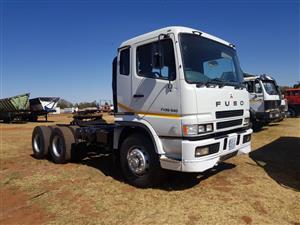 Mitsubishi Fuso FV 26-340 D/D truck,6x4
