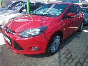 2012 Ford Focus 2.0 4 door Si