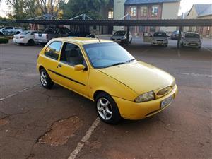 1997 Ford Fiesta 1.4 3 door Titanium