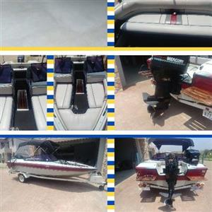 Caribean Boat, 200Hp Mercury