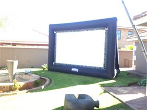blow up movie screen