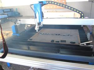 P-2030TMF MetalWise Standard CNC Plasma Cutting Table 2000x3000mm, Stepper Motors