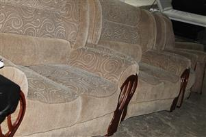 4 piece lounge suite S032371I #Rosettenvillepawnshop