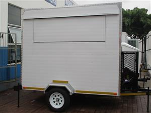 2.5M Mobile Kitchen Standard