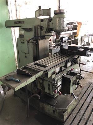 Milling Machine, Correa Mill