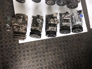 Audi and vw compressors Available