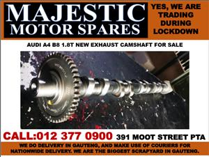 Audi A4 B8 1.8 T new exhaust camshaft for sale