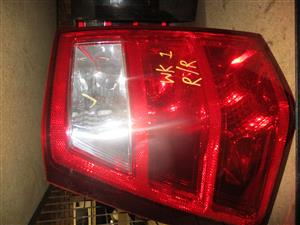 JEEP GRAND CHEROKEE WK1 RIGHT SIDE TAIL LIGHTS