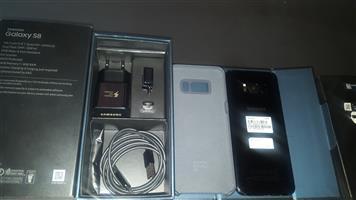 Samsung Galaxy s8 64 gig original local phone