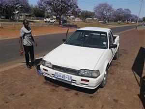 1999 Ford Bantam 1.3i