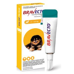 Bravecto Spot on Available @BudgetPetSupplies. Buy Online at Cheapest Price.