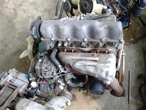 Ford Ranger 2.5WL-T engine for sale