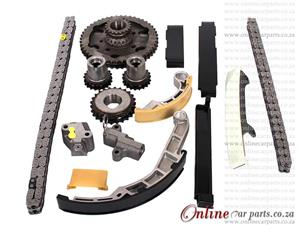 Nissan Navara/Pathfinder YD25DDTI 2.5DCi 16V 106/128/140KW 2005- Timing Chain Kit