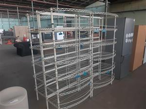 White bread shelves for sale