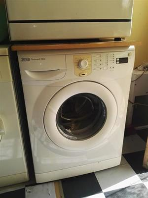 Defy washing machine 7.2kg