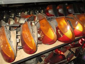 CHRYSLER NEON TAIL LAMPS (FOR SALE)